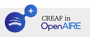 CREAF in OpenAIRE