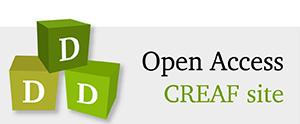 OPEN access CREAF Site