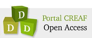 OPEN access CREAF Site
