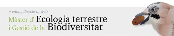 Doctorat en Ecologia Terrestre