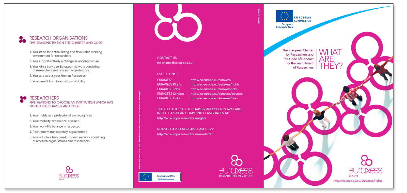Leaflet HRS4R Charter and Code