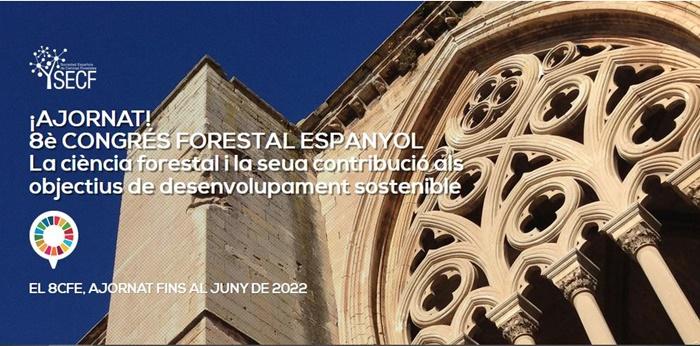8è Congrés Forestal Espanyol