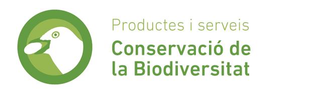 Productes i serveis de Conservació de la Biodiversitat
