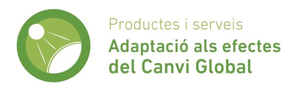 Productes i serveis d'Adaptació als efectes del Canvi Global