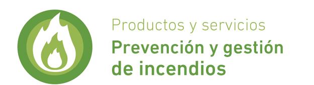 Prevención y gestión de incendios