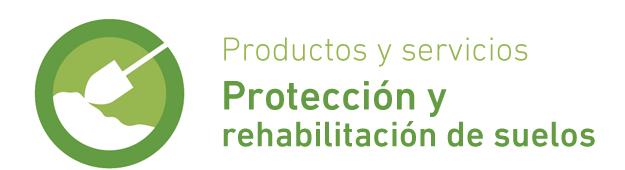 Protección y rehabilitación de suelos
