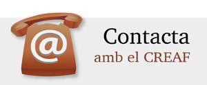 Contacta amb el CREAF