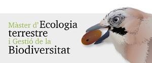 Master Ecologia Terrestre i Gestió de la Biodiversitat