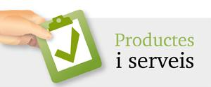Productes i serveis del CREAF