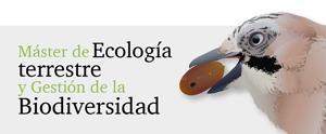Máster de Ecología terrestre y Biodiversidad